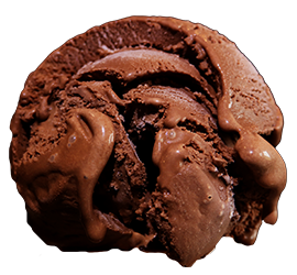 Chocolate Safe Space Ice Cream Scoop