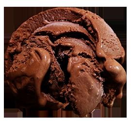 Chocolate Safe Space Ice Cream Scoop