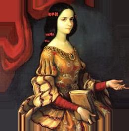 Sor Juana Ines de la Cruza WOA Image