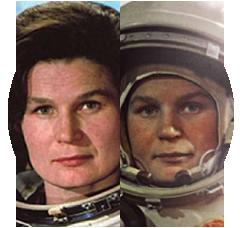 Tereshkova & Savitskaya